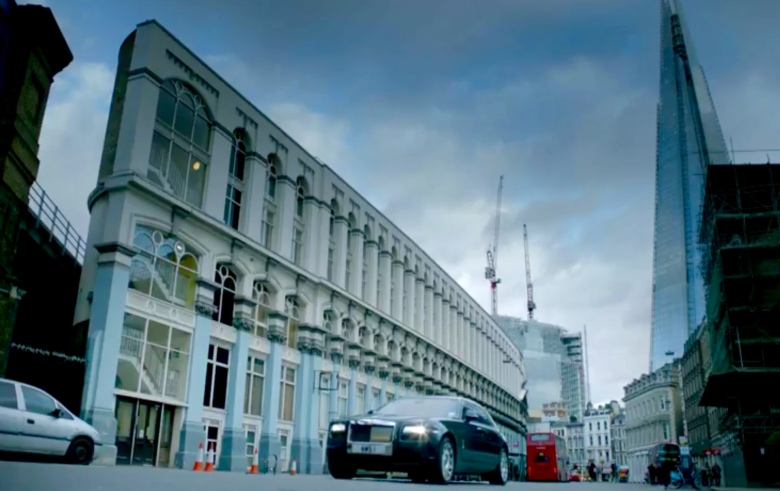 Feasibility study to convert Listed Buildings at London Bridge.